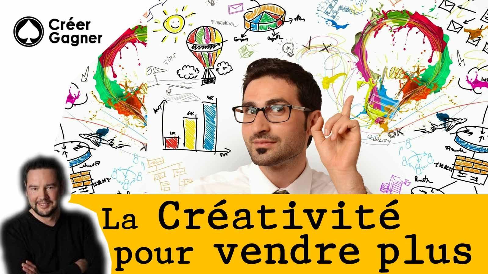 La créativité est une qualité d'un entrepreneur, d'une dirigeant ou d'un bon vendeur pour vendre plus. Mais comment faire ? Cliquez ici pour savoir.