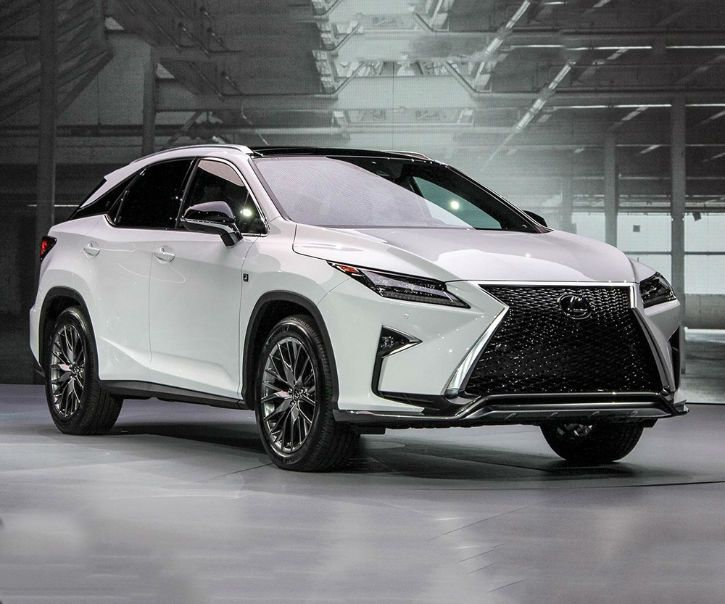 2017 Lexus Rx Http Www Gtopcars Makers