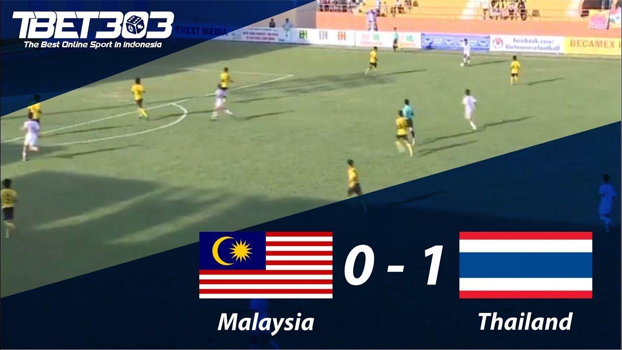 Full Highlight Malaysia 0 Vs 1 Thailand Piala Aff U 18 2019 Berita