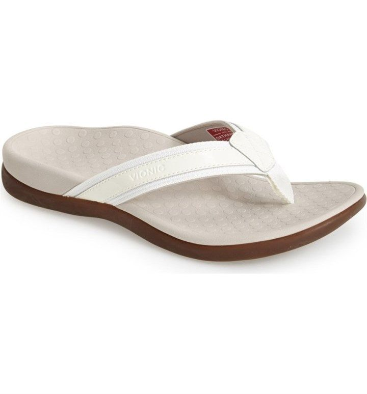 10 supportive pairs of flipflops that will save your feet this summer is part of Best flip flops, Most comfortable flip flops, Comfortable flip flops, Mens flip flops, Womens flip flops, Vionic - Keep your feet comfortable with these tips