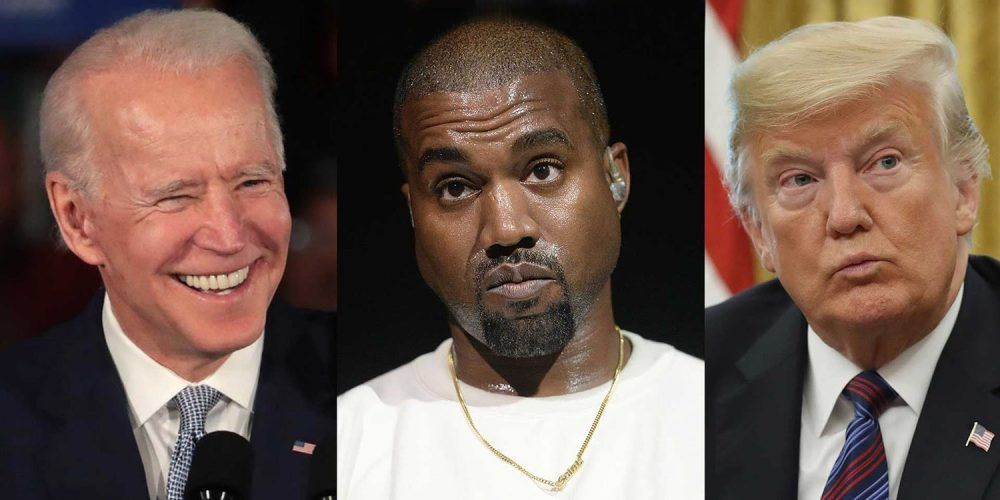 Kanye West S Presidential Campaign Ballot Filed 14 Seconds L