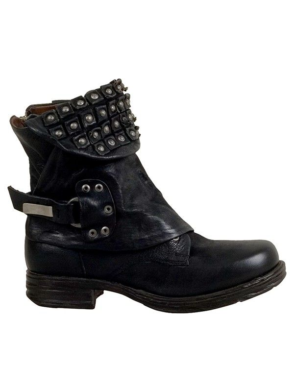 free delivery in stock high fashion A.S.98 Serb Leather Boot (Women) | AS98.net | SHOES | Boots ...