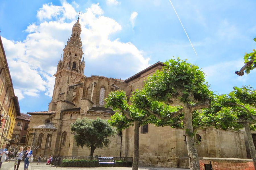 Santo Domingo de la Calzada by resunando