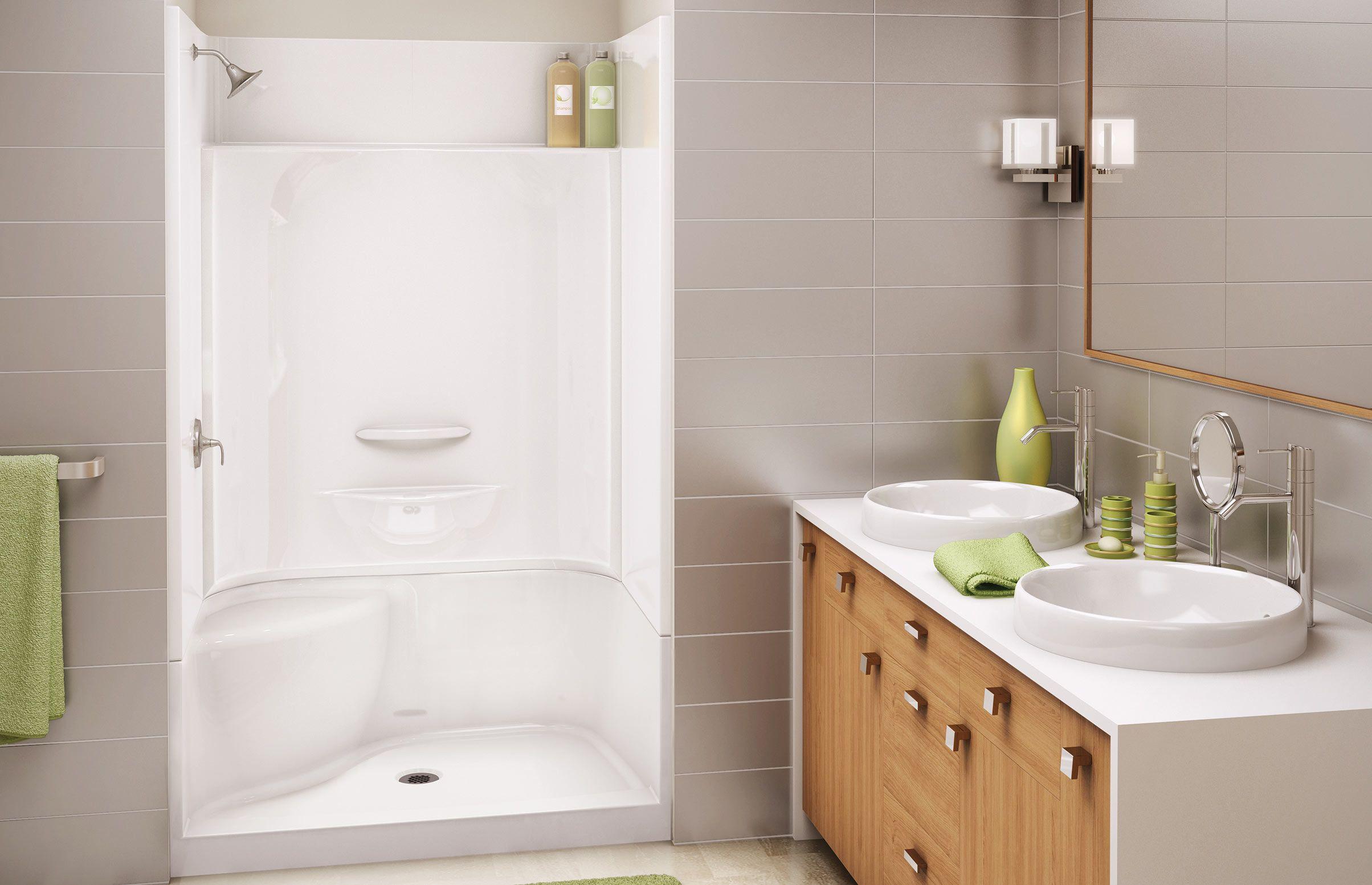 Douche KDS 3448 alcôve - MAAX Professionnel | Salle de bain ...