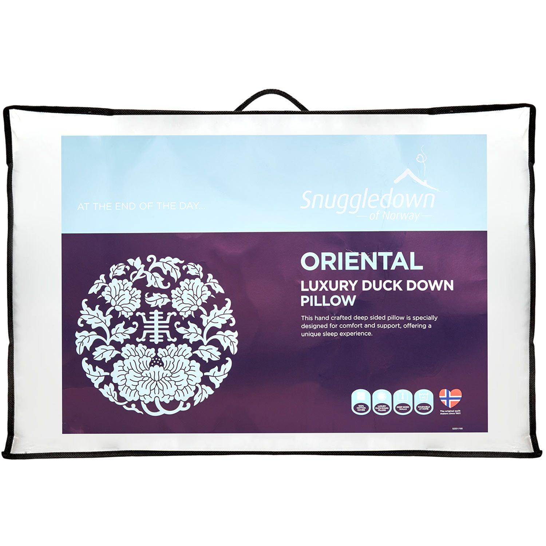 Snuggledown Oriental Hollowfibre Duvet