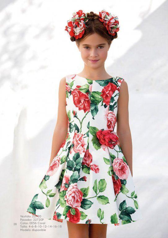c7bb6ce0017 CEREMONIA P/V 2017 | мода для детей /fashion for kids | Vestidos ...