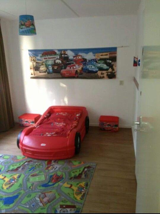 Cars kamer diego | cars slaapkamer diego dylan | Pinterest