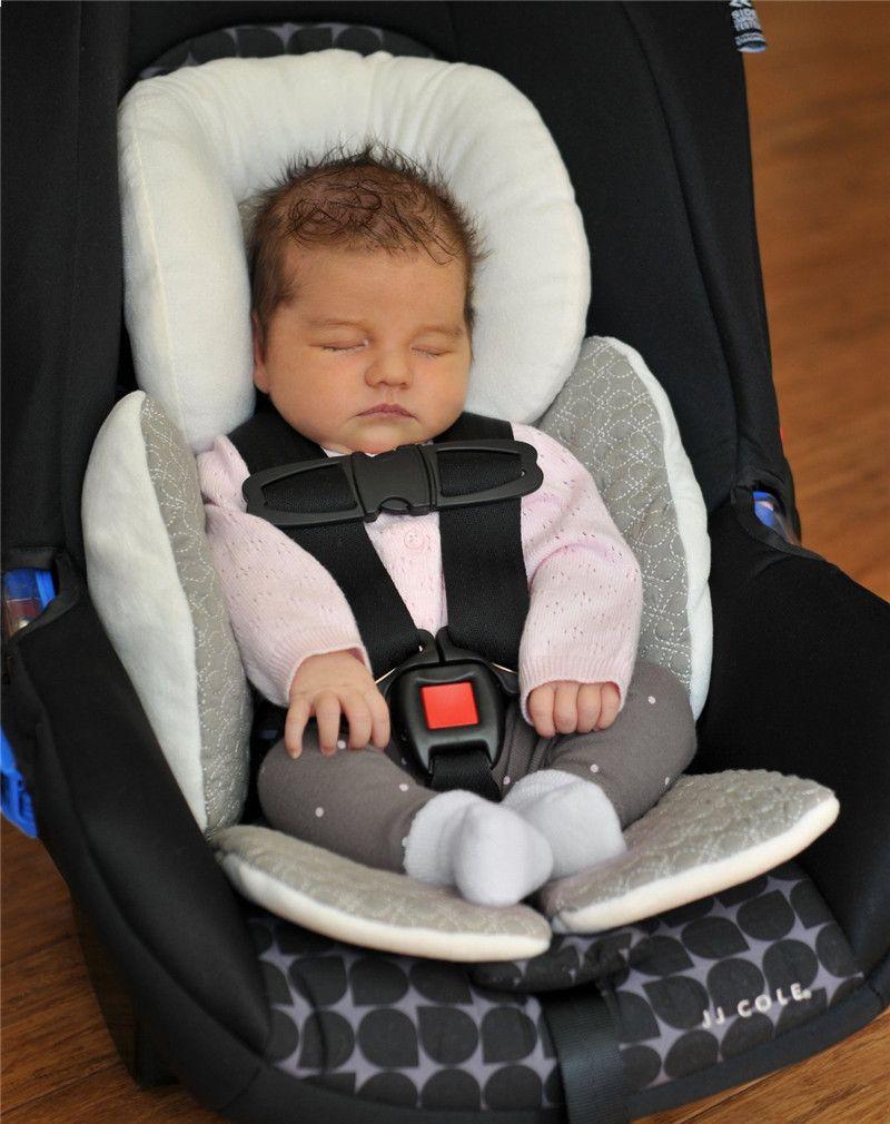 Baby car seat carrozzina passeggino morbido cuscino pad