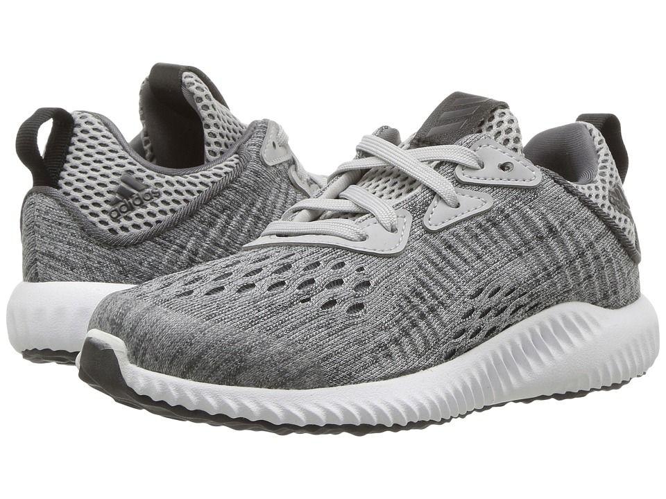 adidas bambini alphabounce em c (bambino) ragazzi scarpe grigio / grigio 5