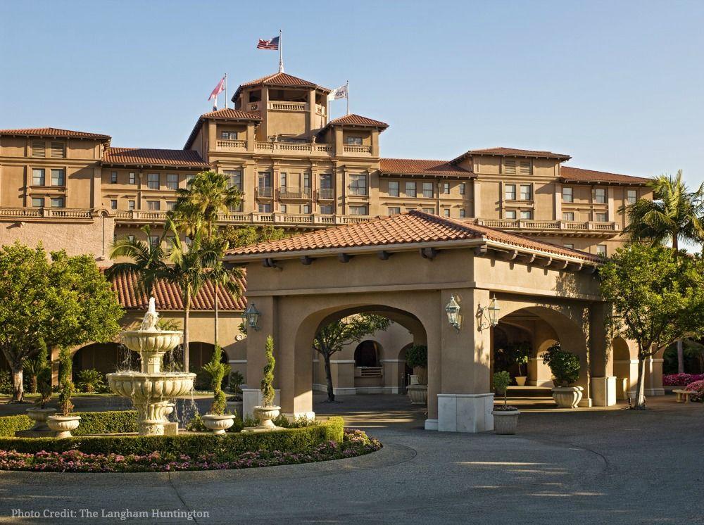The Langham Huntington Pasadena California Disneyozevent Langhampasadena Http Momwitha
