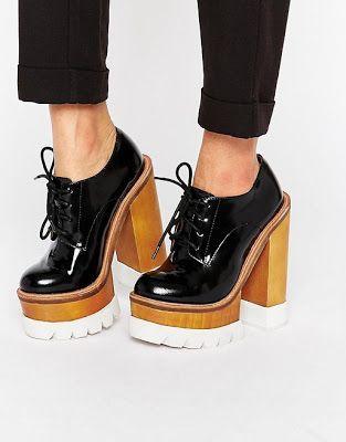 Plataforma Alternativas De Mujer Zapatos Moda Tq0XXHw