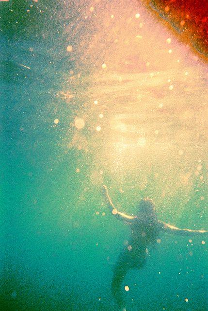 Mermaid waters.