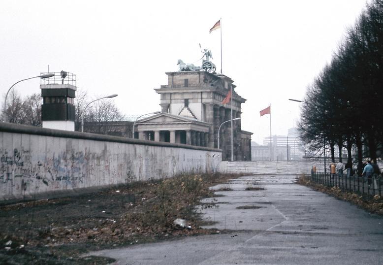 Der Todesstreifen Vorher Und Nachher Berliner Mauer Berlin Hauptstadt Berlin Geschichte
