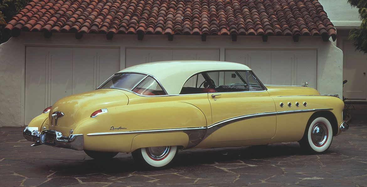 1949 Buick Roadmaster Riviera Coupe Buick Roadmaster Buick Buick Cars