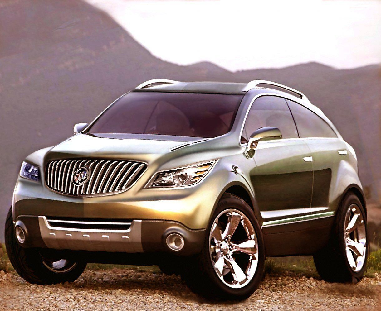 my buick suv concept my art pinterest cars and wheels. Black Bedroom Furniture Sets. Home Design Ideas