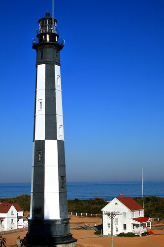 New Cape Henry Lighthouse Virginia