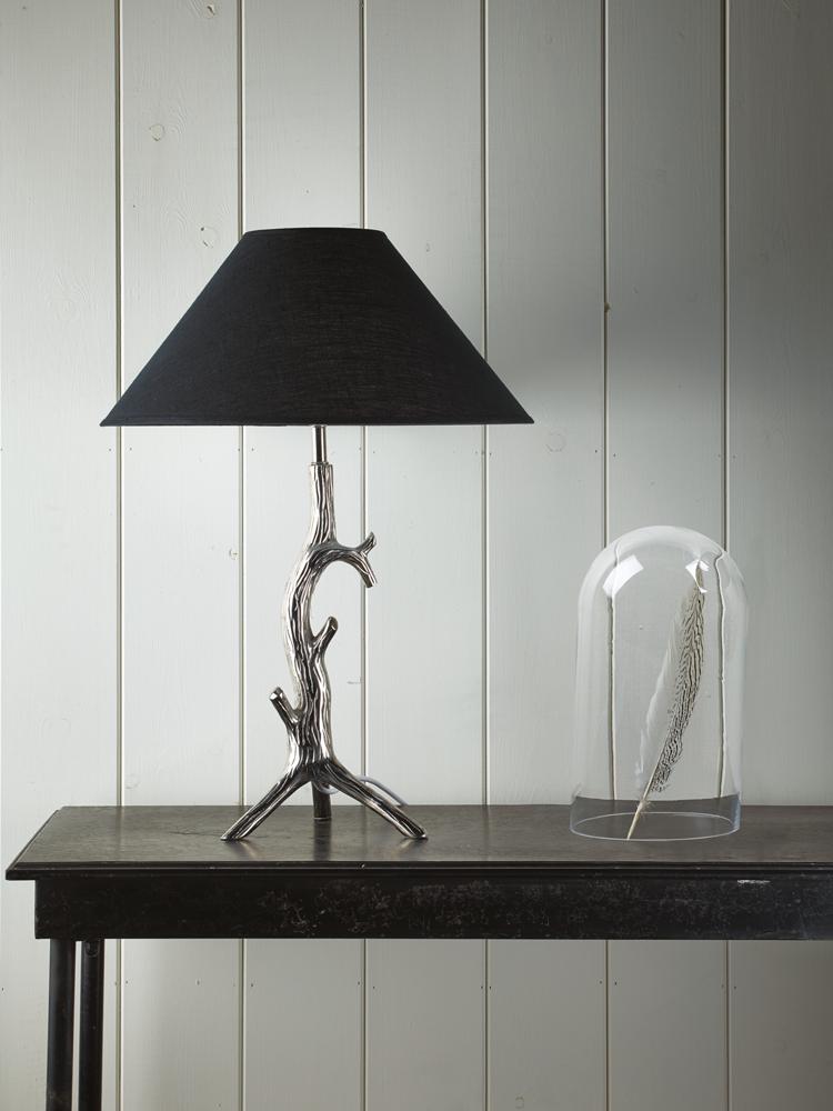 branch table lamp black cox cox fantastic lamps. Black Bedroom Furniture Sets. Home Design Ideas
