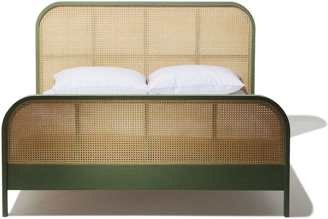 Best Cane Queen Bed Bed Furniture King Beds Bedroom 400 x 300