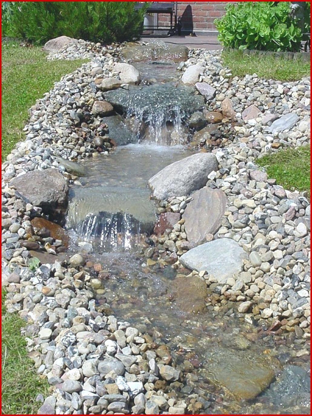Wasserlauf Im Garten Bilder Für Serious Decor Inspiration Von
