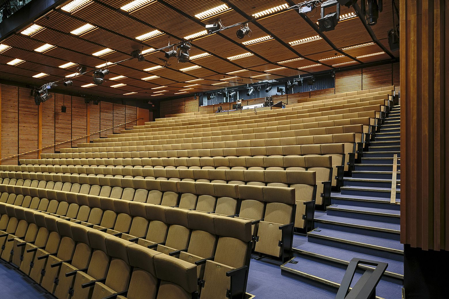 Gallery of kuopio city theatre ala architects 14