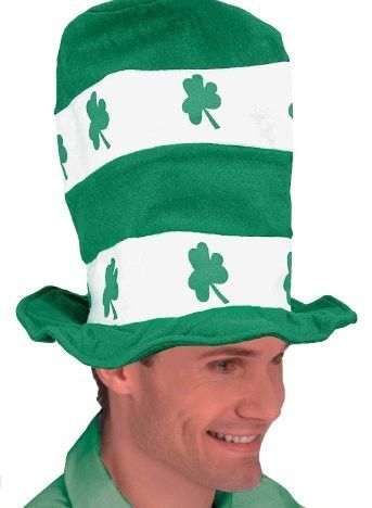 Forum St. Patricku0027s Day Costume Party Shamrock Stovepipe H..  sc 1 st  Pinterest & Forum St. Patricku0027s Day Costume Party Shamrock Stovepipe H ...
