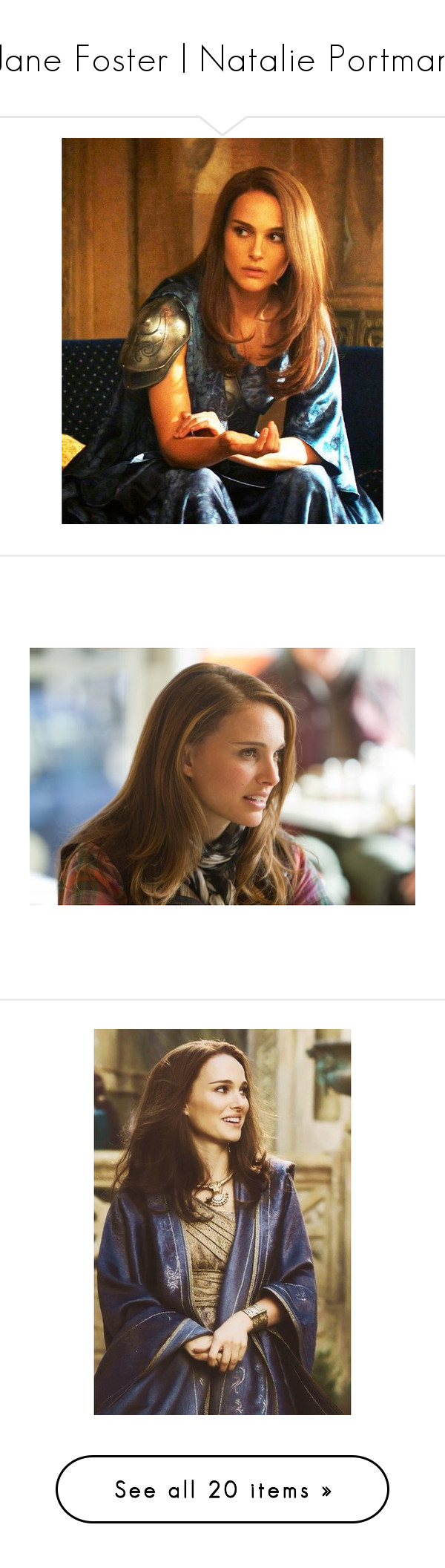 """""""Jane Foster 