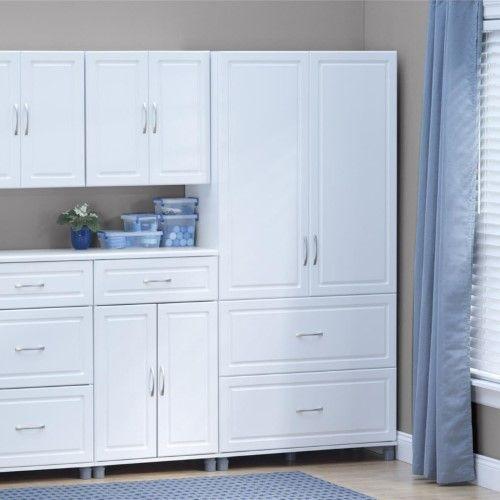 system build utility storage cabinet