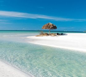 Where is http://CubaCayoSantaMaria.com? The island of Cayo Santa Maria, Cuba has an area of 13 km²or 8 miles², one of the smallest in the Jardines del Rey Archipelago is under juri...