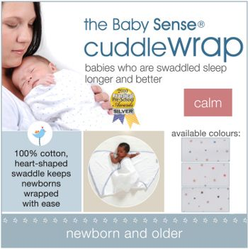 Baby Sense ™ Cuddle Wrap - Baby City