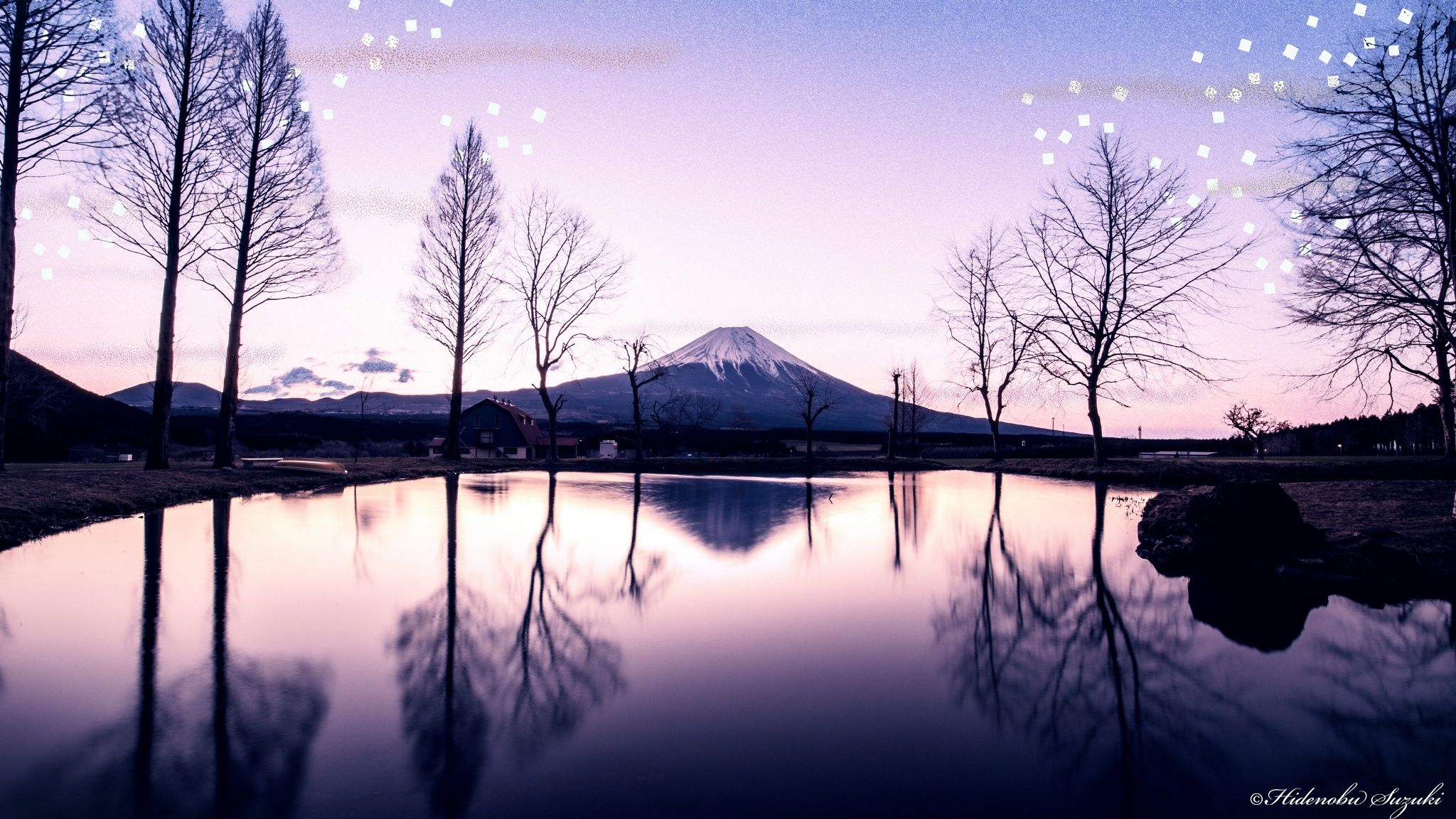 Japanese Traditional StyleMt Fuji By Hidenobu Suzuki On Px - Calming photos of japans landscapes captured by hidenobu suzuki