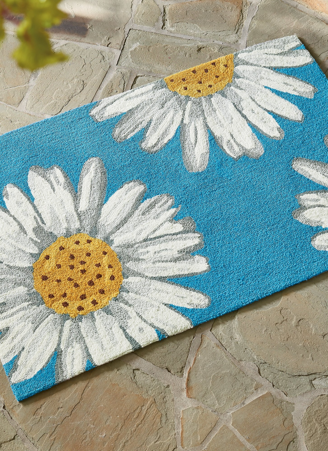 This May Win For Most Cheery Door Mat We Ve Ever Seen So