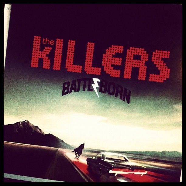 "Last ""The Killers"" album is really great!! #music #killers #usa #usrock #rock #pop #battleborn"