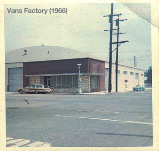 Vans Factory In Anaheim 1966 Anaheim Orange County Real Estate California History