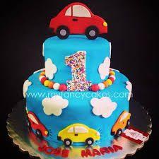 Resultado de imagen para torta de carros