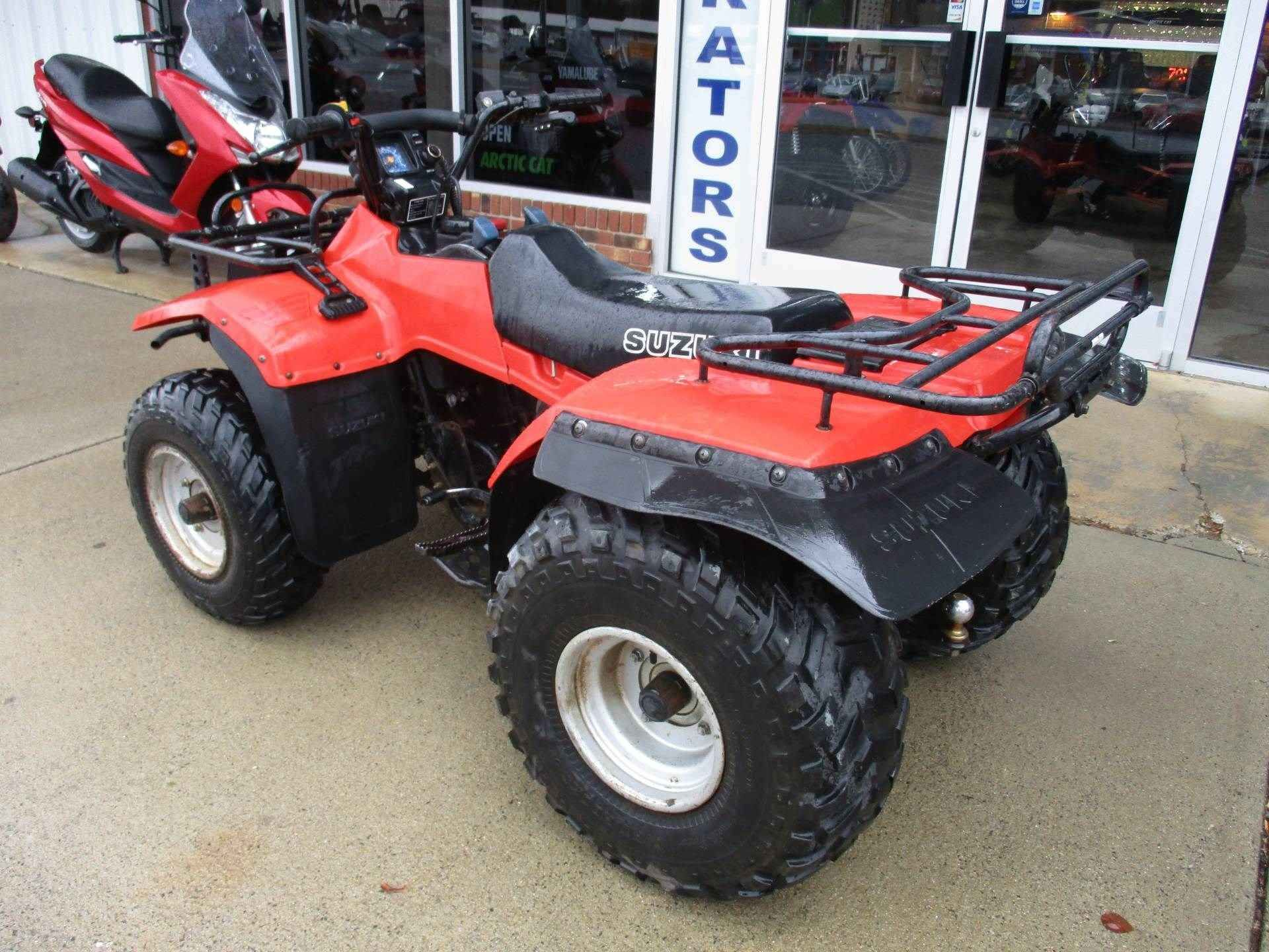 Used 1987 Suzuki QUADRUNNER 250 ATVs For Sale in North Carolina.