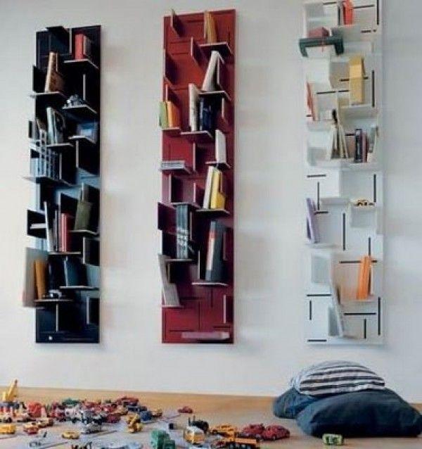 Awesome Bookshelf Design Model - Creative Bookshelves style ...