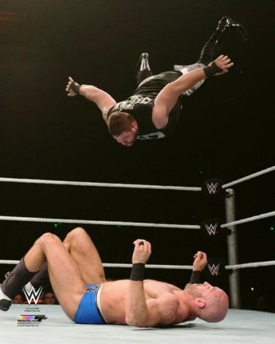 Kevin Owens 2015 Action Photo Print (16 x 20)