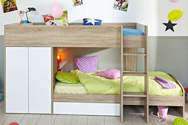 67de708d52f Nameštaj | Ideje za stanovanje | Dečiji kreveti na sprat | Home | Childrens bunk  beds, Twin bunk beds und Kids bunk beds