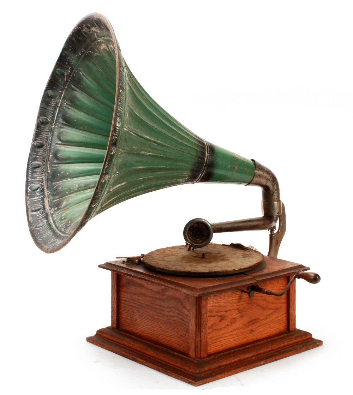 Horn Gramophone Gallery
