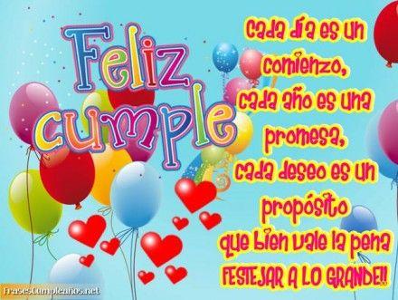 Postales virtuales con felicitaciones de cumplea os para - Felicitaciones cumpleanos infantiles ...