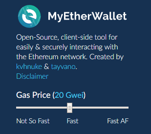 What is gas cryptocurrency