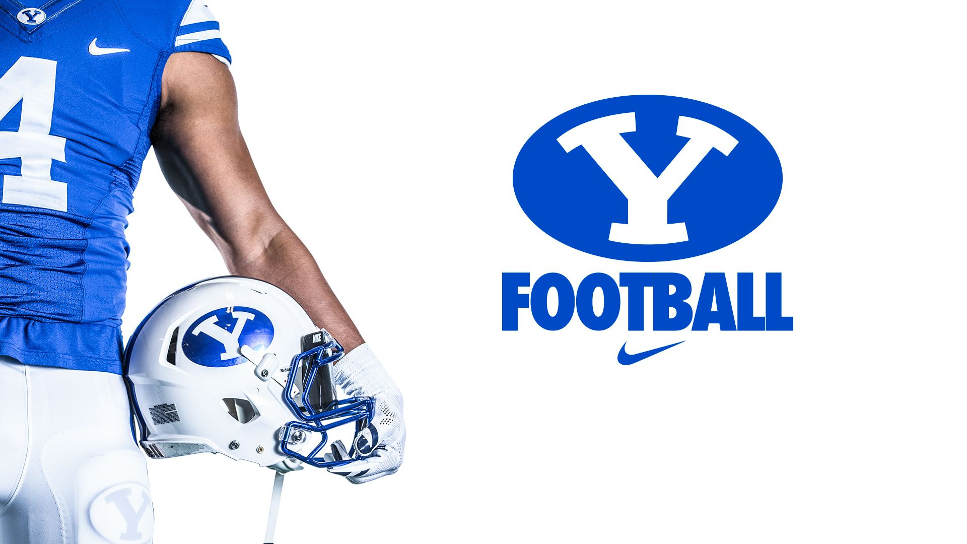 Pin By Spencer Richter On Byu All Things Byu Byu Football Football Logo Byu