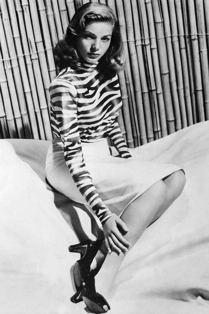 Image result for lauren bacall style