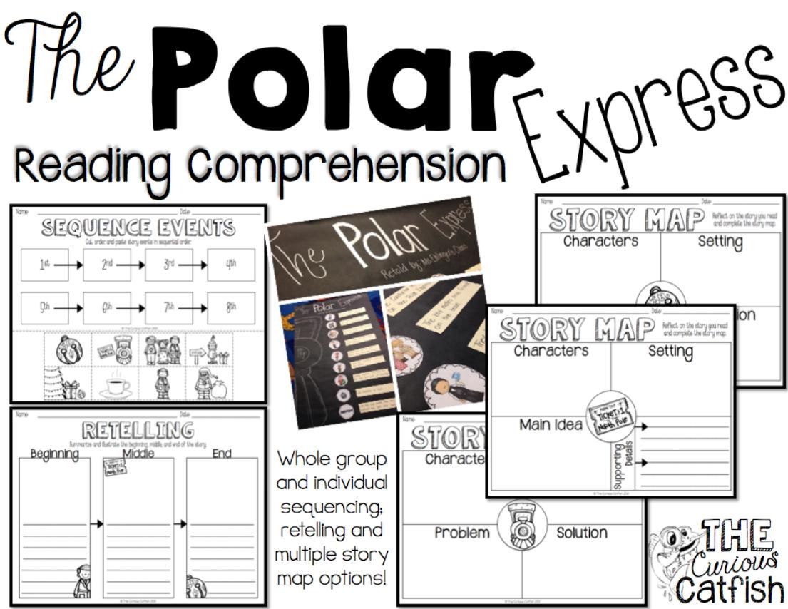 Polar Express Reading Comprehension