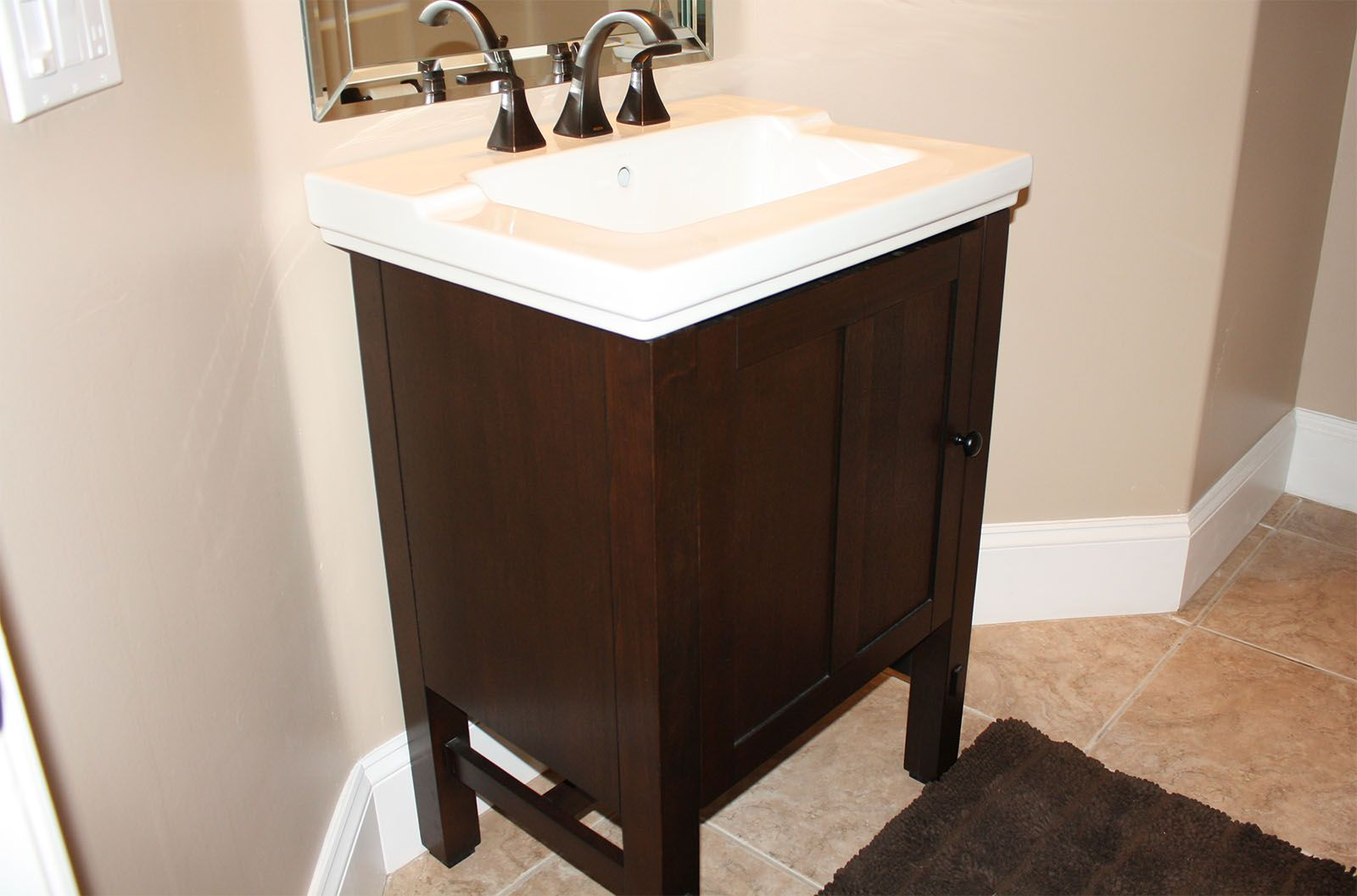 A review of the Kohler Tresham Vanity and compatible sink tops ...