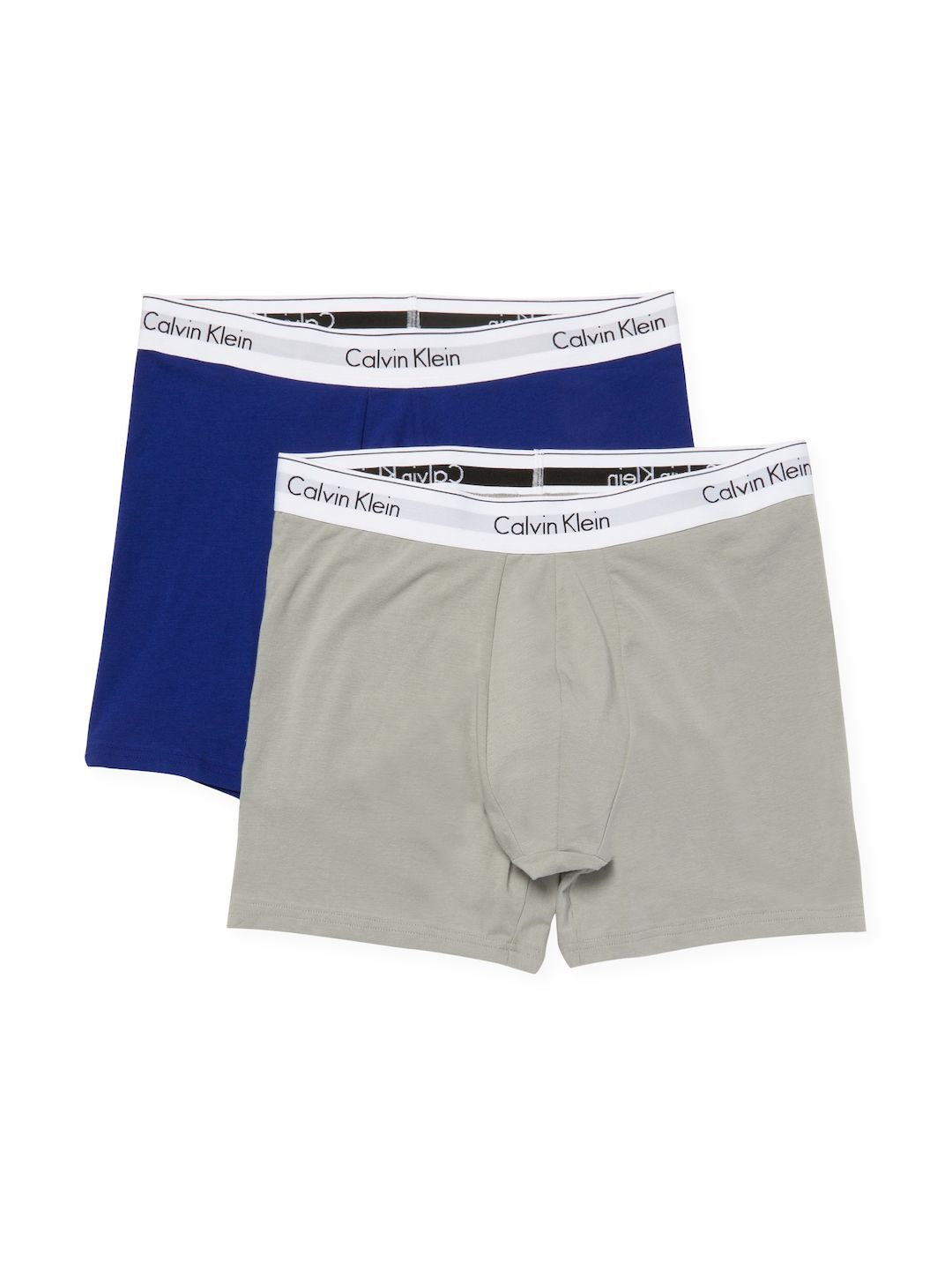 8ac6fd2836 CALVIN KLEIN UNDERWEAR MEN S MODERN STRETCH COTTON BOXER BRIEF TWO PACK -  SIZE L.  calvinkleinunderwear  cloth