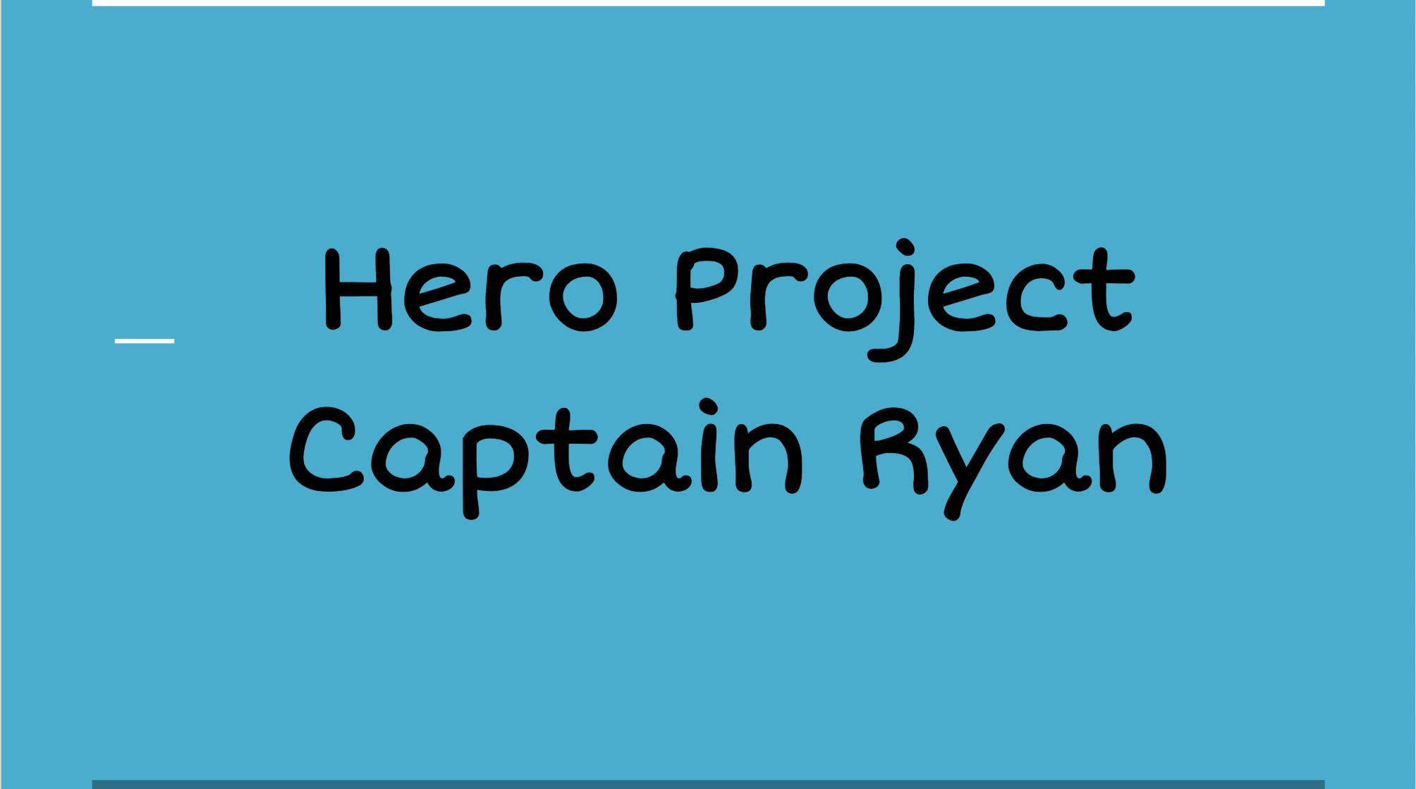 Clare Kisner Hero Project North face logo, Hero
