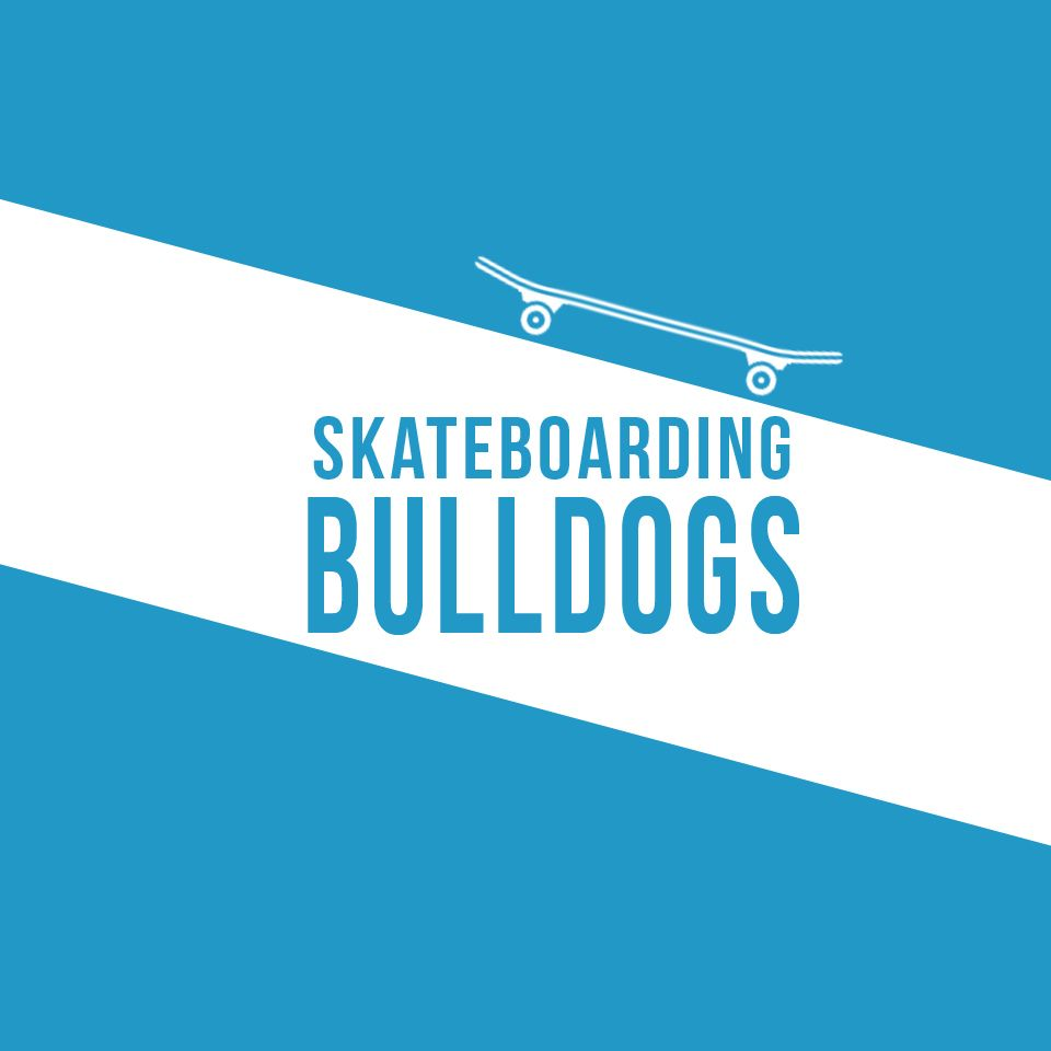 Wanna go for a ride?  #bulldogs #pets #dogs #skateboarding #bullies #funny #fun #animals #skate