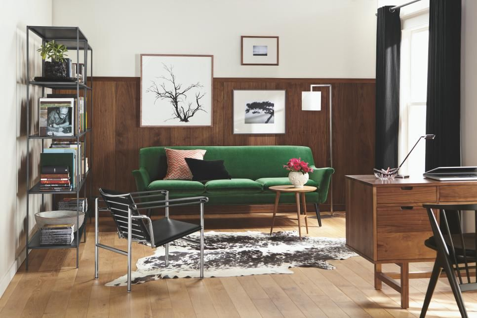 13 Ways To Decorate With Forest Green | Color Palette And Schemes For Rooms  In Your