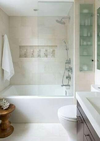 Pin de Morgan Armstrong en Bathroom   Pinterest   Baños, Baño y ...